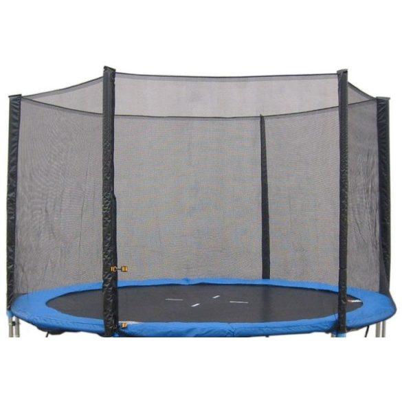 Védőháló 244 cm-es Fun, Fly high, Selector trambulinhoz, külsőhálós 3