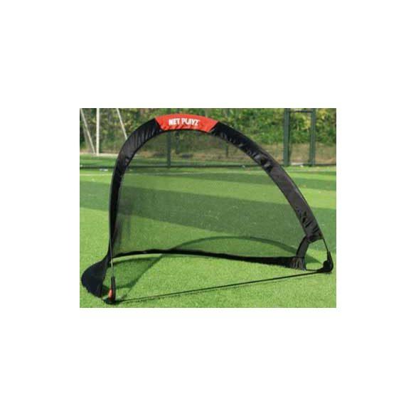 Foci kapu szett, 122 cm x 76 cm x 76 cm, hordtáskában                                               Flex Soccer Goal Set