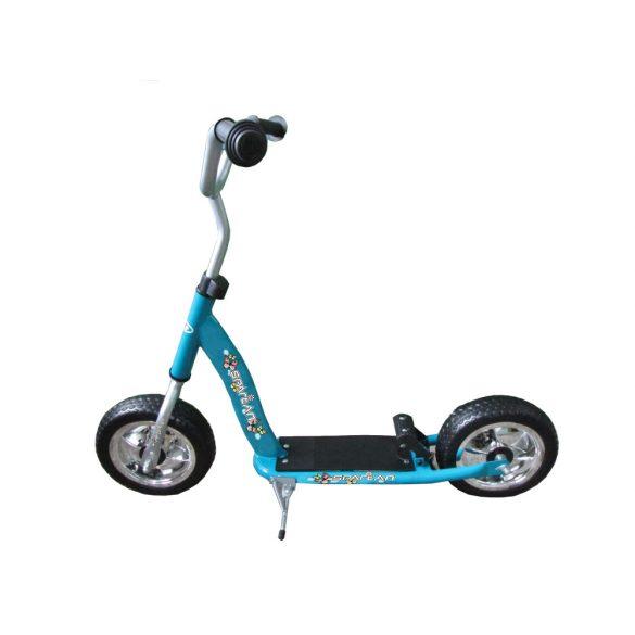 "Easy Scooter gyermek 10"" roller, türkiz színű 50 kg testsúlyig,"