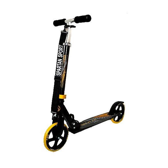 Gigant Wheel alu roller óriás sárga 200x34mm kerekekkel - gyermek