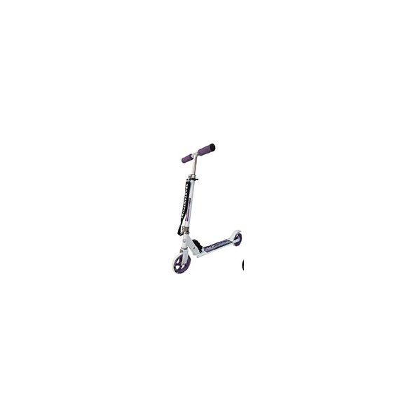 ROLLER FEHÉR/LILA, abec 5, 14,5 cm kerék, 100 kg terhelhetőség