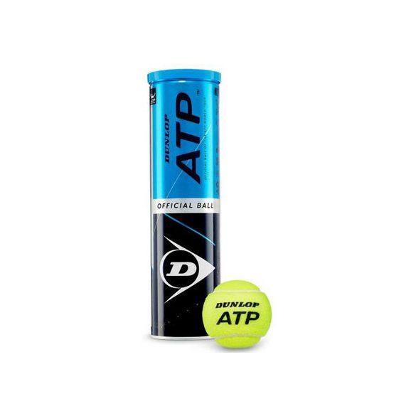 Dunlop ATP 4db-os teniszlabda szett ITF aproved