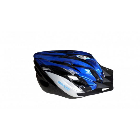 Tolouse fejvédő sisak S méret kék színben
