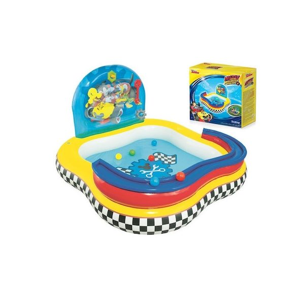 Play Center gyermek pancsoló medence 1,57x1,57 m méretben