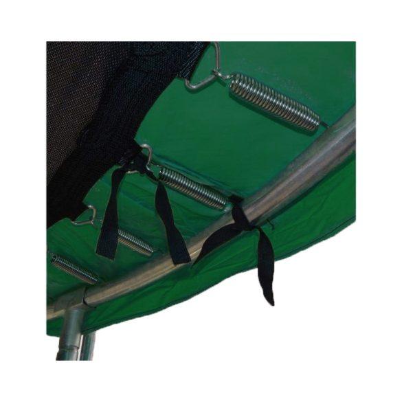 Rugóvédőszivacs Tactic Sport Olive 244 cm méretű trambulinokhoz, mélyzöld