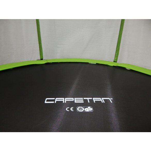 Capetan® Selector Lime 366cm 180Kg terhelhetőséggel - hosszú védőháló tartóoszlopokkal,
