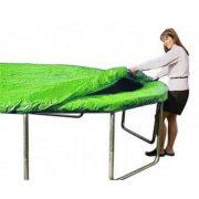 Capetan® 397cm trambulinokhoz Lime Zöld takaróponyva