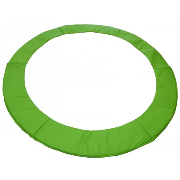 Capetan® 427cm trambulinokhoz Lime Zöld rugóvédő szivacs 20mm vastagsággal