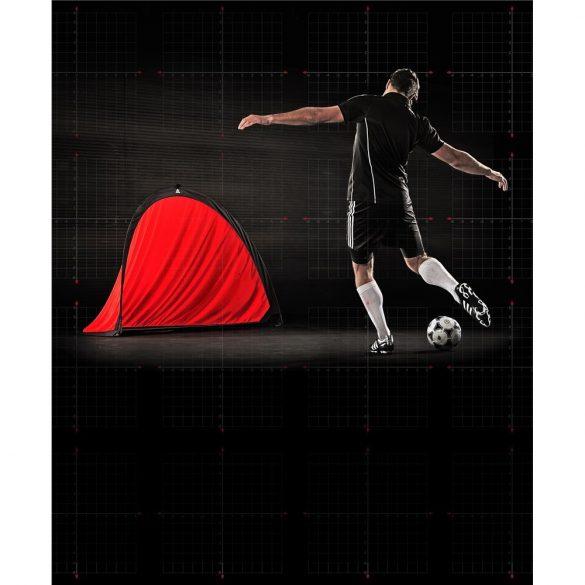 Adidas kétfunkciós 180cm széles mobil football kapu - célzófallal