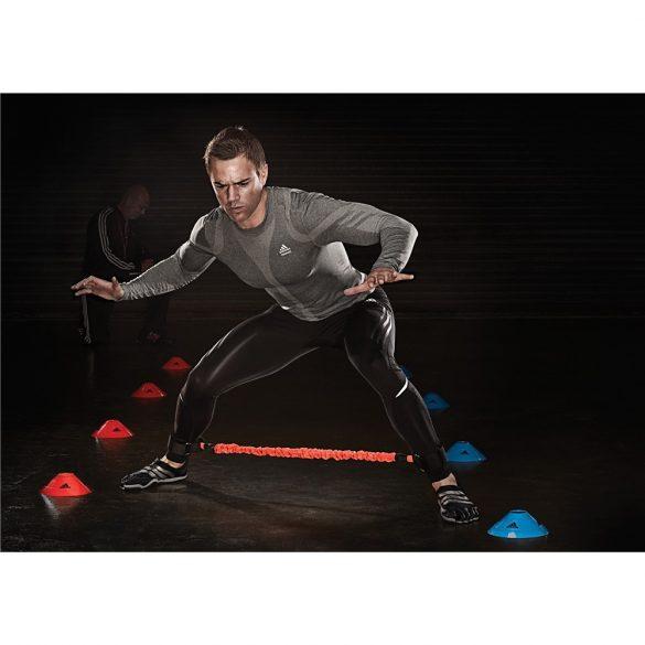 Adidas DBand pánt és elesztikus ellenállás tube edzéssegítő eszköz, a