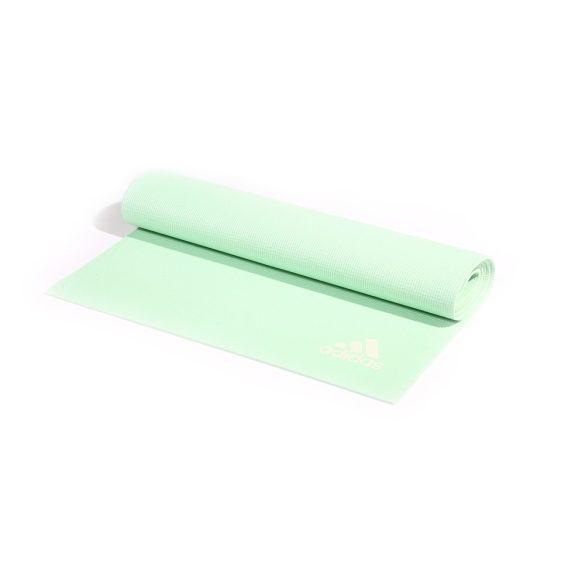 Adidas 173x61x0,4cm pisztáciazöld tornaszőnyeg - jógaszőnyeg