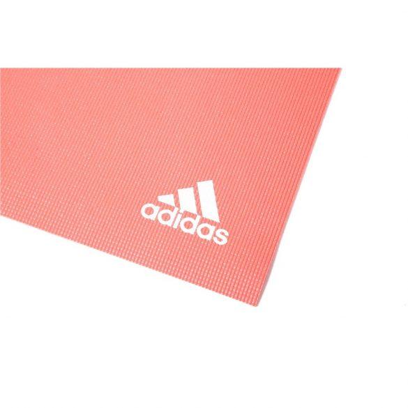 Adidas 173x61x0,4cm halványpiros tornaszőnyeg - jógaszőnyeg