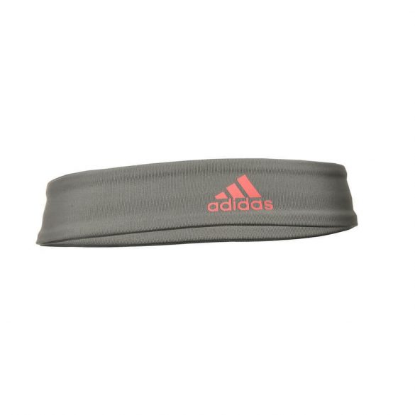 Adidas fejpánt uni méret, szürke