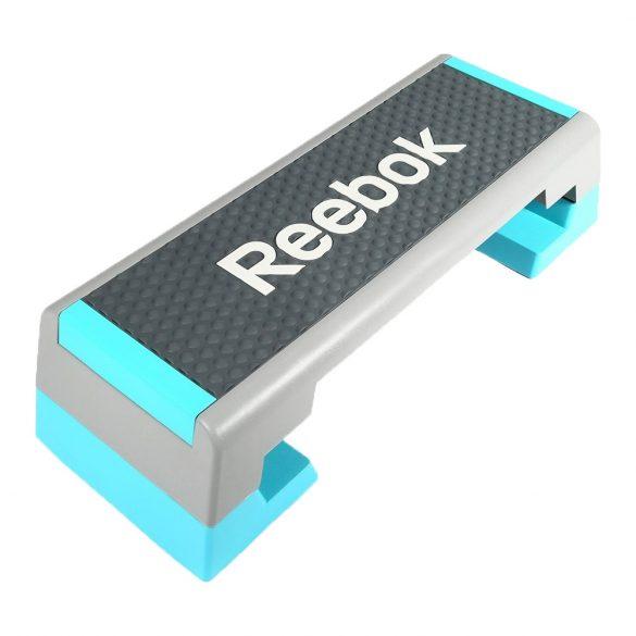 Reebok step pad - Edzőtermi Reebok szteppad szürke - (cián) kék színben