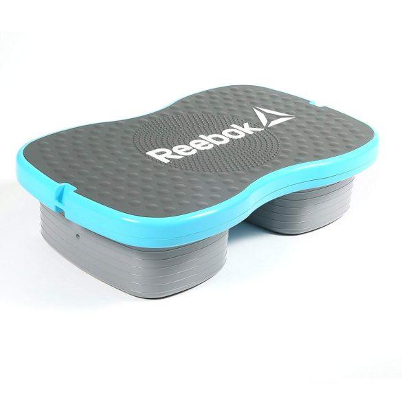 Reebok Easytone szteppad mozgó gumipárnákkal Cián kék