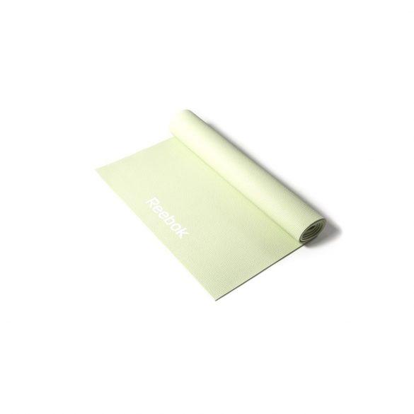 Reebok 173x61x0,4cm halványzöld jógamatrac