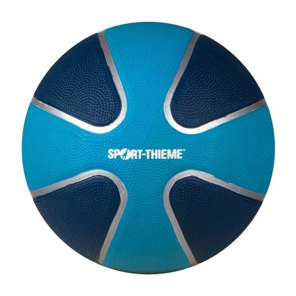 Kosárlabda SPT Fun, No.7 gumi, kék-ezüst szín