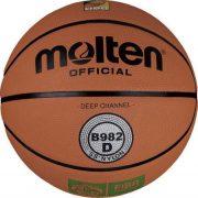 Molten B982D kosárlabda , 7-es méret, FIBA hivatalos,nylon-gumi felület