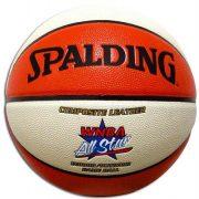 Spalding WNBA All Star PRO hivatalos női labda, 6-os méret, kompozit bőr