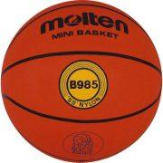 Molten B985 kosárlabda, 5-ös ifjúsági méret , gumi