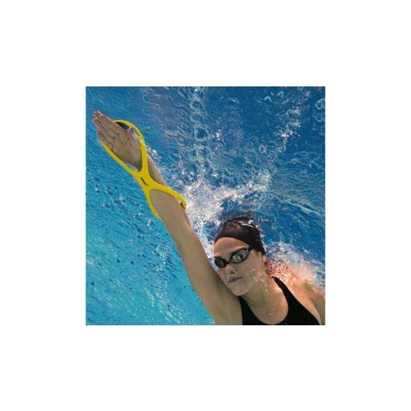 Finis Fulcrum úszás edzéssegitő, alkar tenyér kartartás rögzítő,N