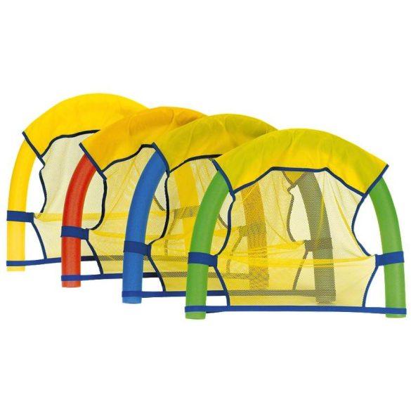 Vízi ülés gyermekek részére vízinudlihoz - úsztató háló kicsiknek