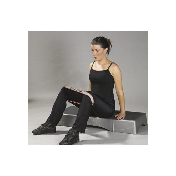Elastiband® Miniband, fitnesz erősítő elasztikus gumi bokapánt 38x4cm Svel ring