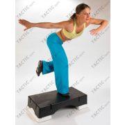 Szteppad Sveltus Eco fitness az eredeti - Fekete step pad,