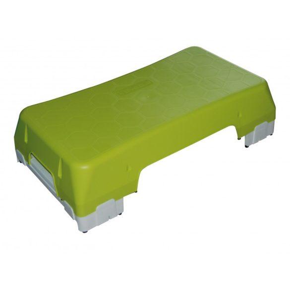 Szteppad Sveltus Ecooriginal -neonzöld, rakásolható, opcionálisan magasítható, 75x38x14 cm