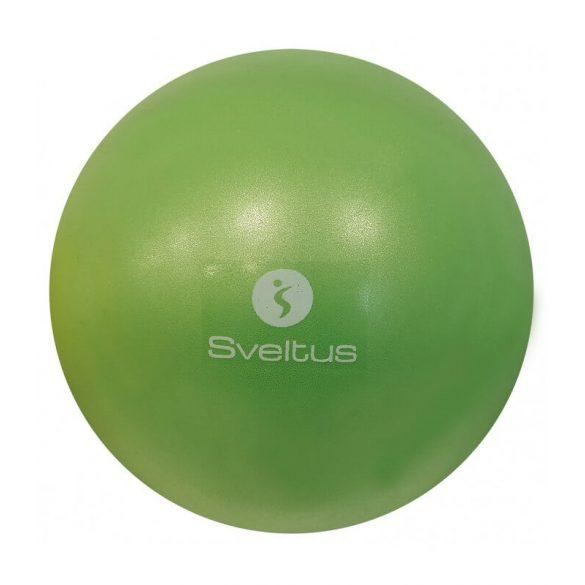 Overball Sveltus, pilates torna labda 22-24 cm zöld