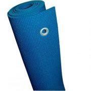 Jogaszőnyeg prémium minőség, stúdió használatra kék, felfüggeszthető tornaszőnyeg, 170x60x0,5 cm