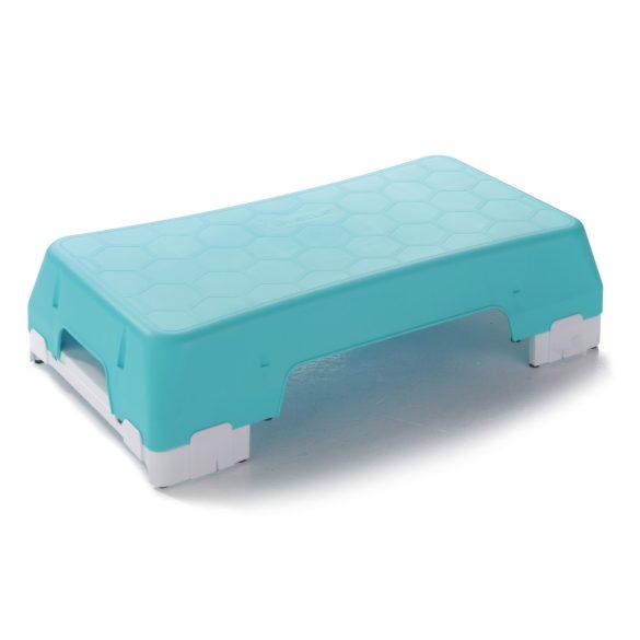 Ecostep kék szteppad 38x75cm 14cm / 19 cm
