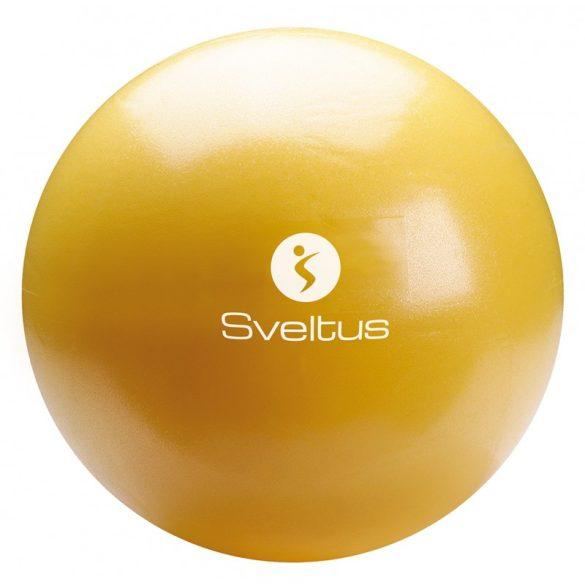 Soft Ball, Overball Sveltus, pilates tornalabda 22-24 cm sárga