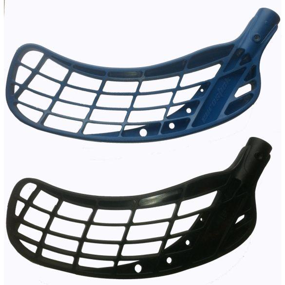 Floorball pótfej, jobbra ivelő, IFF Massive, kék színű