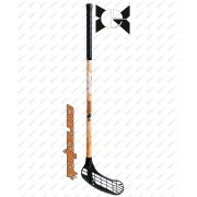 "Floorball ütő grippes junior ""Splash"" 80/91 cm nyéllel  -"