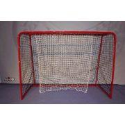 Floorball kapu MAXIGOAL 160x115x65 cm, hálóval, fém kivitel