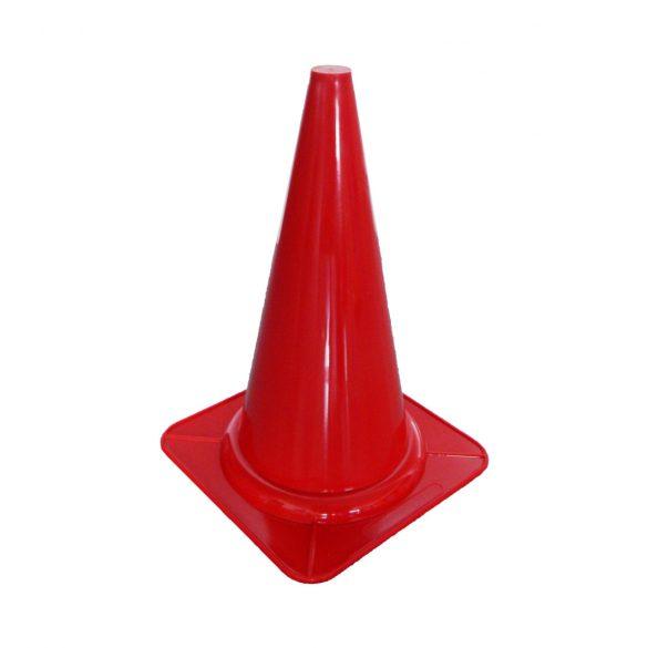 Rugalmas gumi bója 28 cm - piros, Acito
