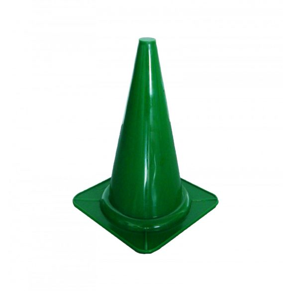 Rugalmas gumi bója 28 cm - zöld, Acito