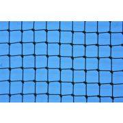 Maxi floorball kapu háló 160x115x65 cm méretű kapuhoz 4x4 cm