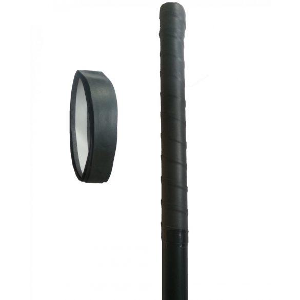 Gripp floorball ütőhöz, hosszú, fekete színű
