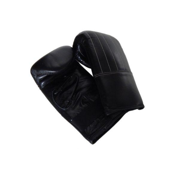 Tactic Sport Bőr zsákolókesztyű fekete színben XL