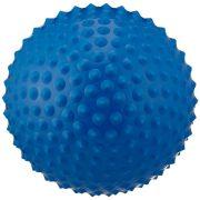 Masszázslabda kék erős szenzorikus hatás, 20 cm átmérő