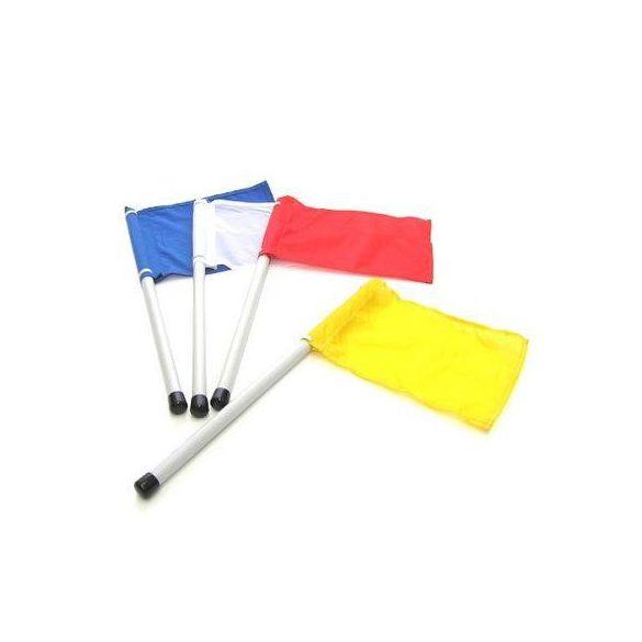 Bírói zászló vízilabda, góljelző zászló fehér