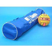 Csapat cilinder táska labdákhoz 105x24cm, 5 labda tárolására, szállítására