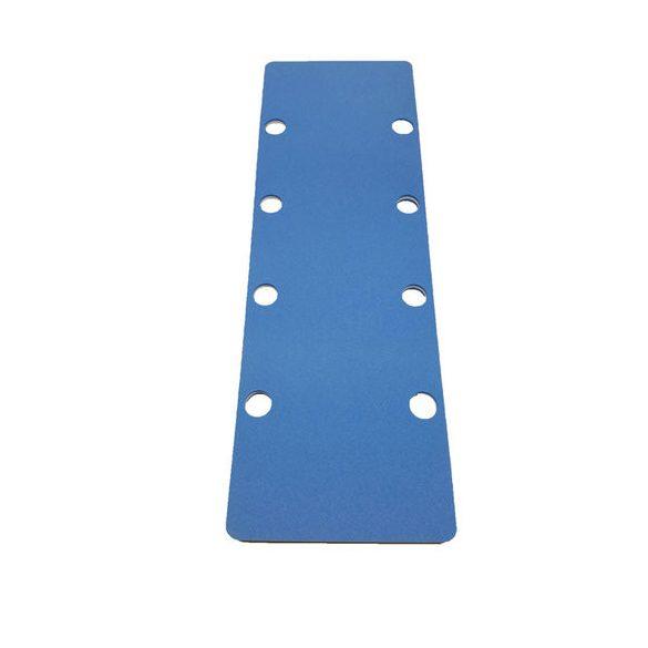 Comfy vízi  nudlihoz úszószőnyeg kék szín 150x50x3cm, habtábla