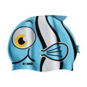 Epsan szilikon gyermek úszósapka,  kék halacska
