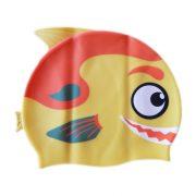Epsan szilikon gyermek úszósapka, sárga-narancs halacska