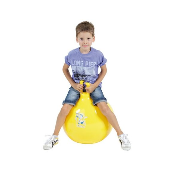 Oppy 5 olasz ugráló labda 50 cm-es, füles labda
