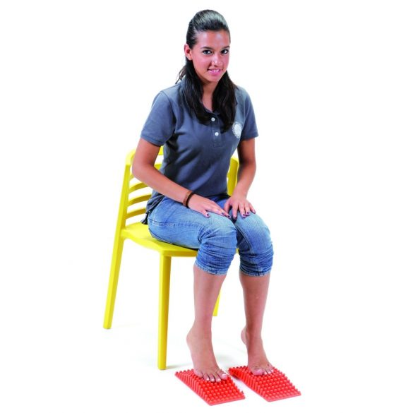 Gymnic Bene-Feet Mat O - masszázs talp forma 23 x