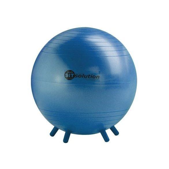 Sitsolution ülőlabda, Maxafe 65 cm, ABS biztonsági anyagból kék színű